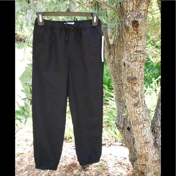 Dkny Other - SOLD NWT DKNY Girls Black Pants